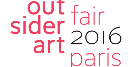 Outsider Art Fair Paris 2016