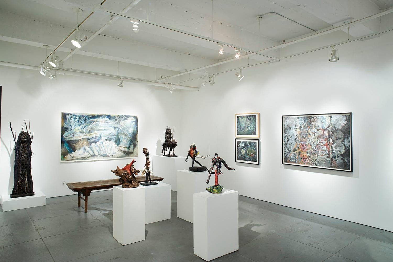 Exposition Winter Spotlight : Visionary Edge, Cavin-Morris Gallery