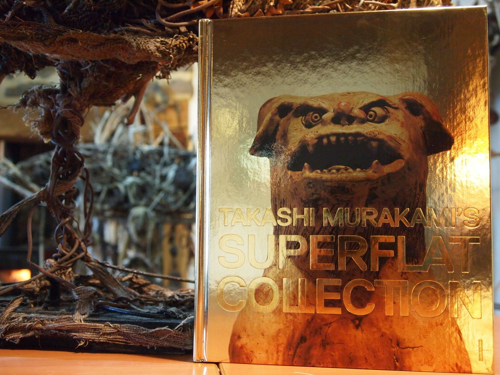 Catalogue de l'exposition Takashi Murakami's Superflat Collection