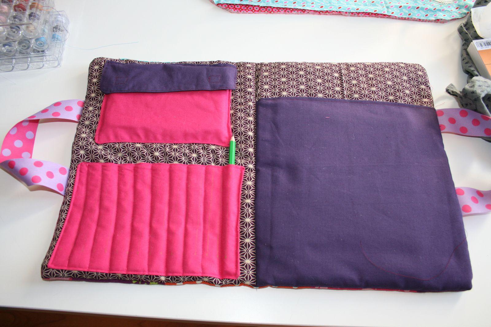 La couture mamanlit for Malette de couture complete
