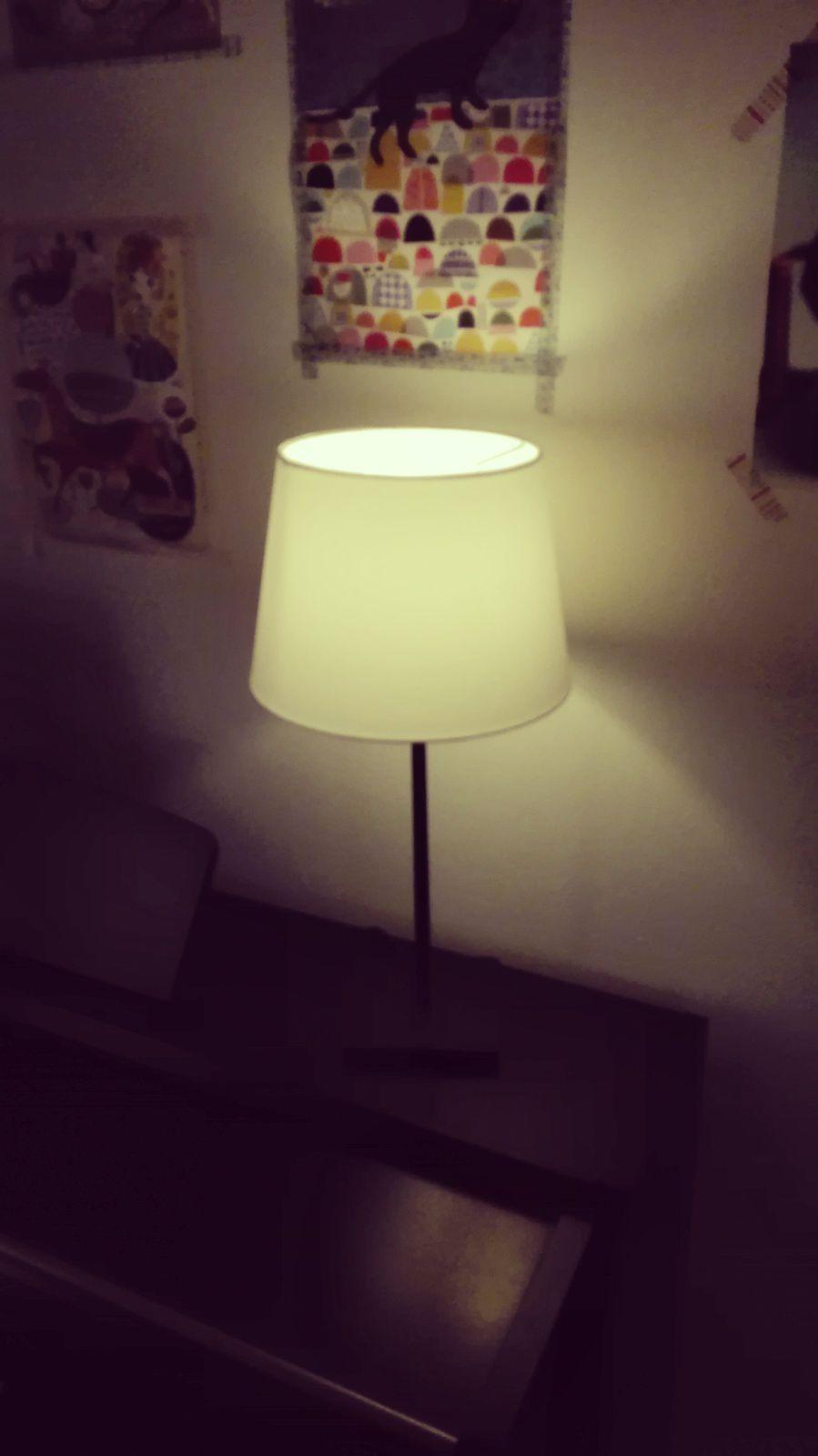 une lumière