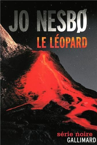 Le léopard - Jo NESBO (Panserhjerte, 2009), traduction de Alexis FOUILLET, Gallimard collection Série Noire, 2011, 768 pages