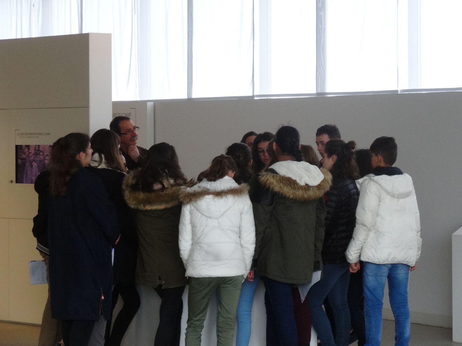 21 février 2017 Mémorial de la Shoah de Drancy