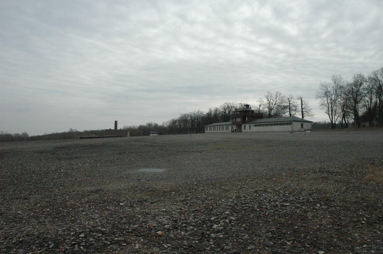 14 mars visite du camp de Buchenwald