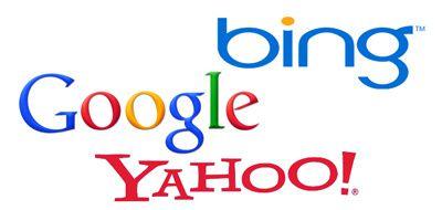 Top 5 des moteurs de recherche