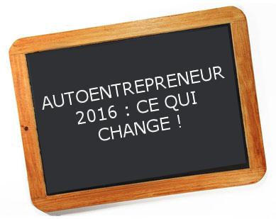 Ce qui va changer pour les autoentrepreneurs