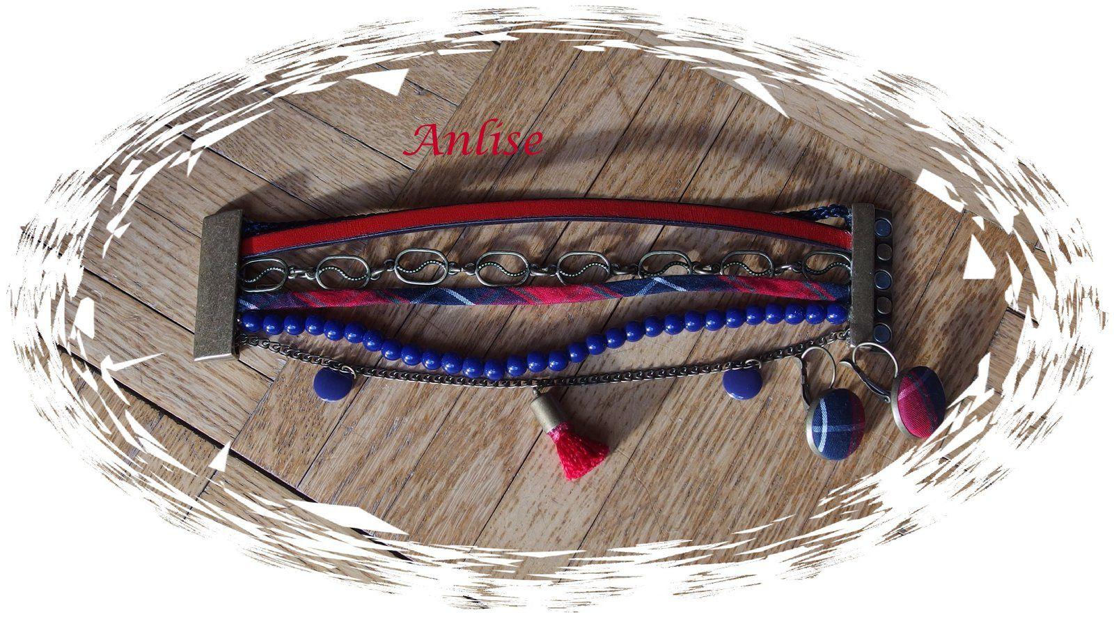 Bracelet style Hipanema