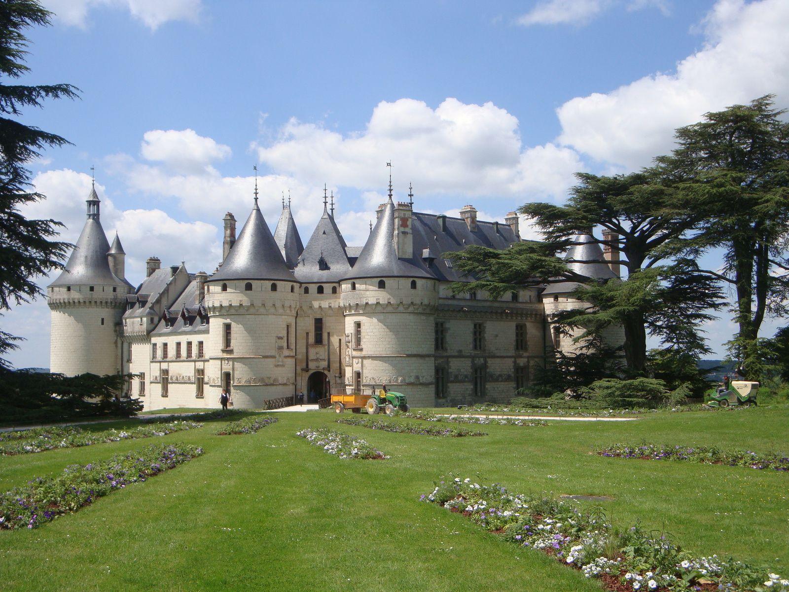 En passant par..... Chaumont sur Loire (2)