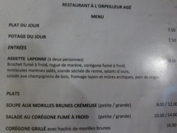 et goûter les spécialités locales...