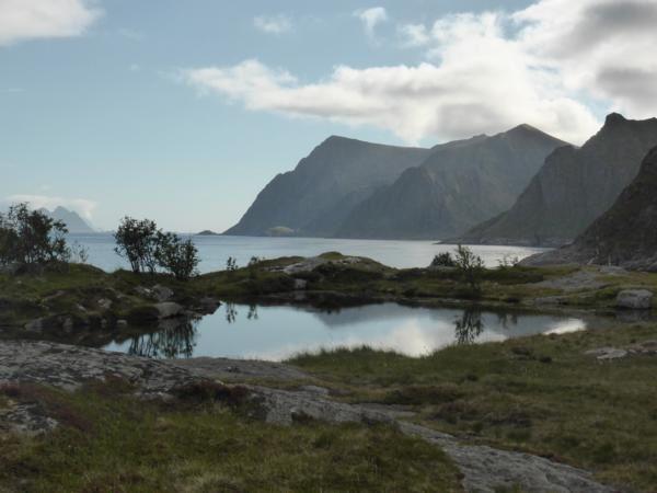 J 29 - En route vers A i Lofoten
