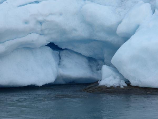 torrent sous-glaciaire...