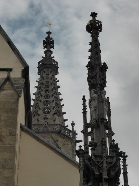 morceau ou copie du clocher ?
