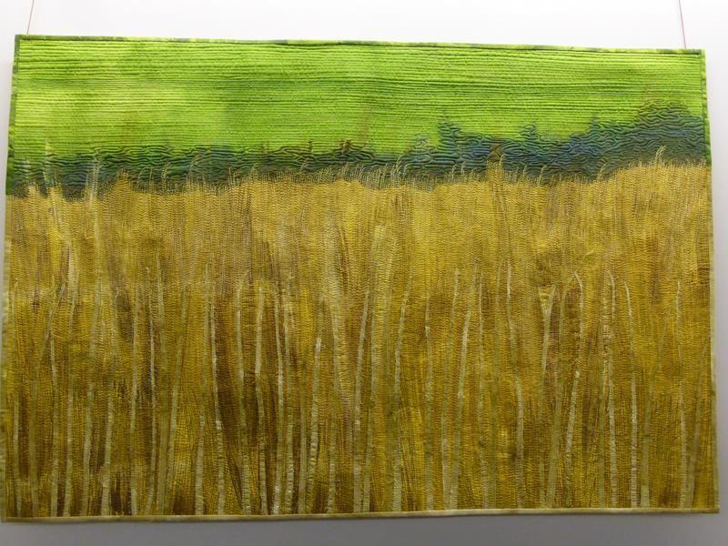 ...champ de blé... détail...