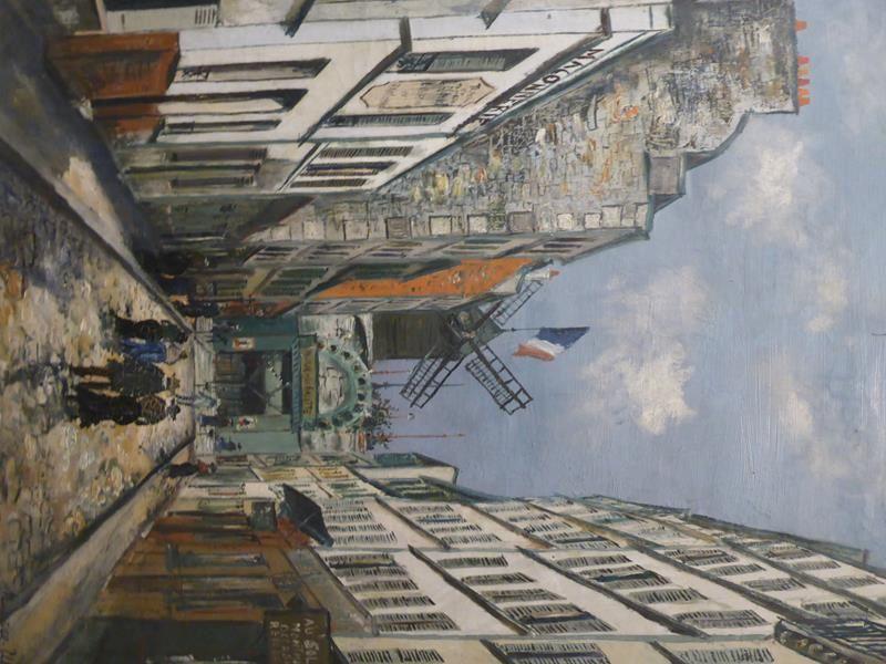 1921 - 1924....le Moulin de la Galette...Maurice Utrillo