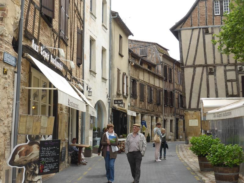 ...balade dans la vieille ville...