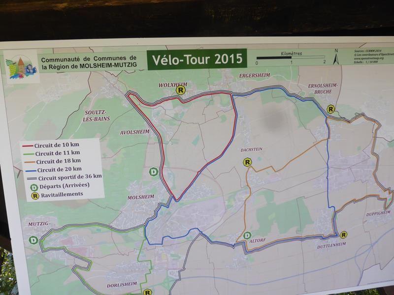 Vélo-Tour 2015