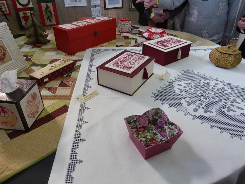 Salon du Tissu et du Lin à Pexiora
