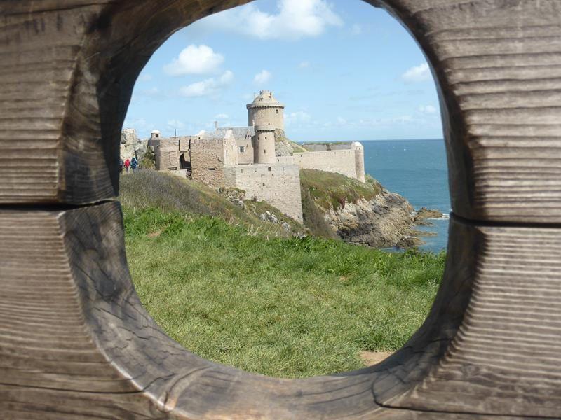 Découverte de Fort La latte et du Cap Frehel...