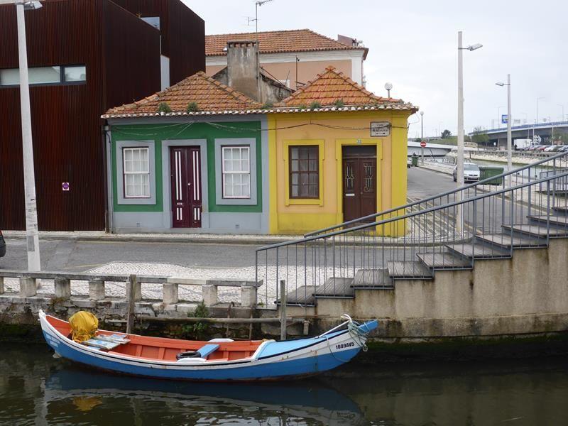 """09 Aveiro...""""Venise"""" du Portugal..."""