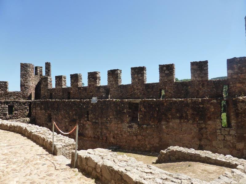 15 - le château d'Almourol