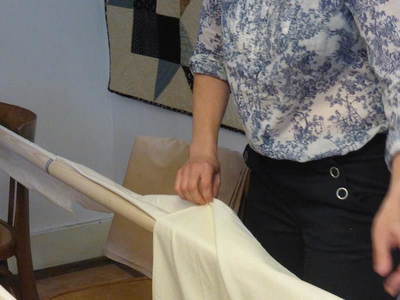 Quilting traditionnel...