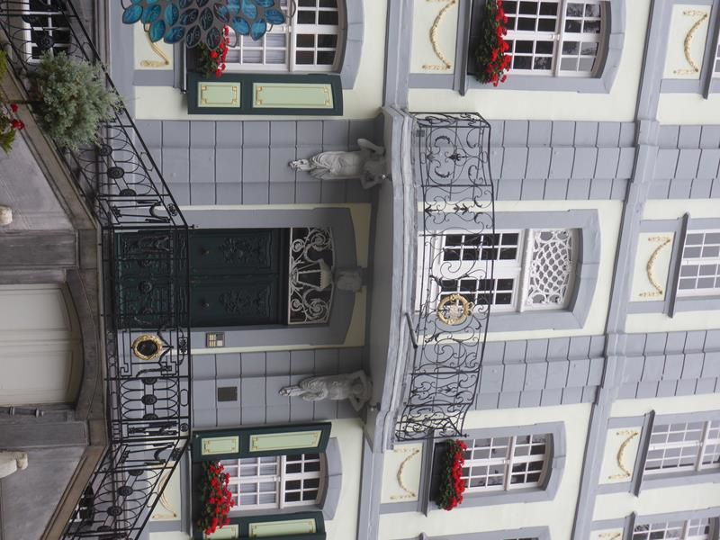 Escapade en Allemagne...Monschau