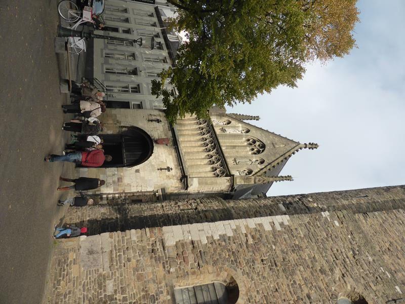 Maastricht avec France Patchwork