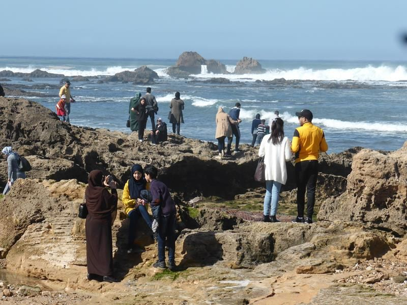 Excursion à Essaouira....