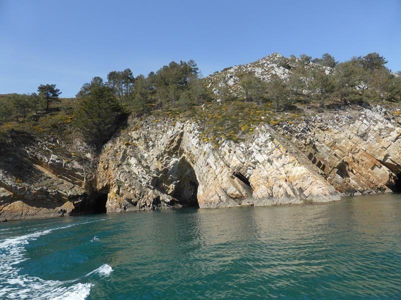 5 - Les grottes marines de Morgat