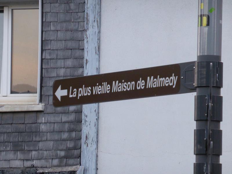 A la découverte de Malmédy