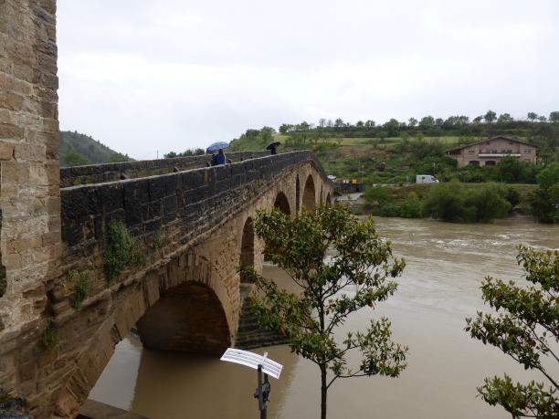 le pont roman...