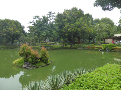 Manille...Rizal Park