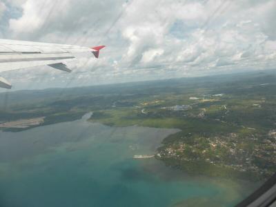 Retour de  Bohol. ..