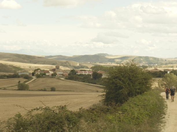 ...paysage de Castille...