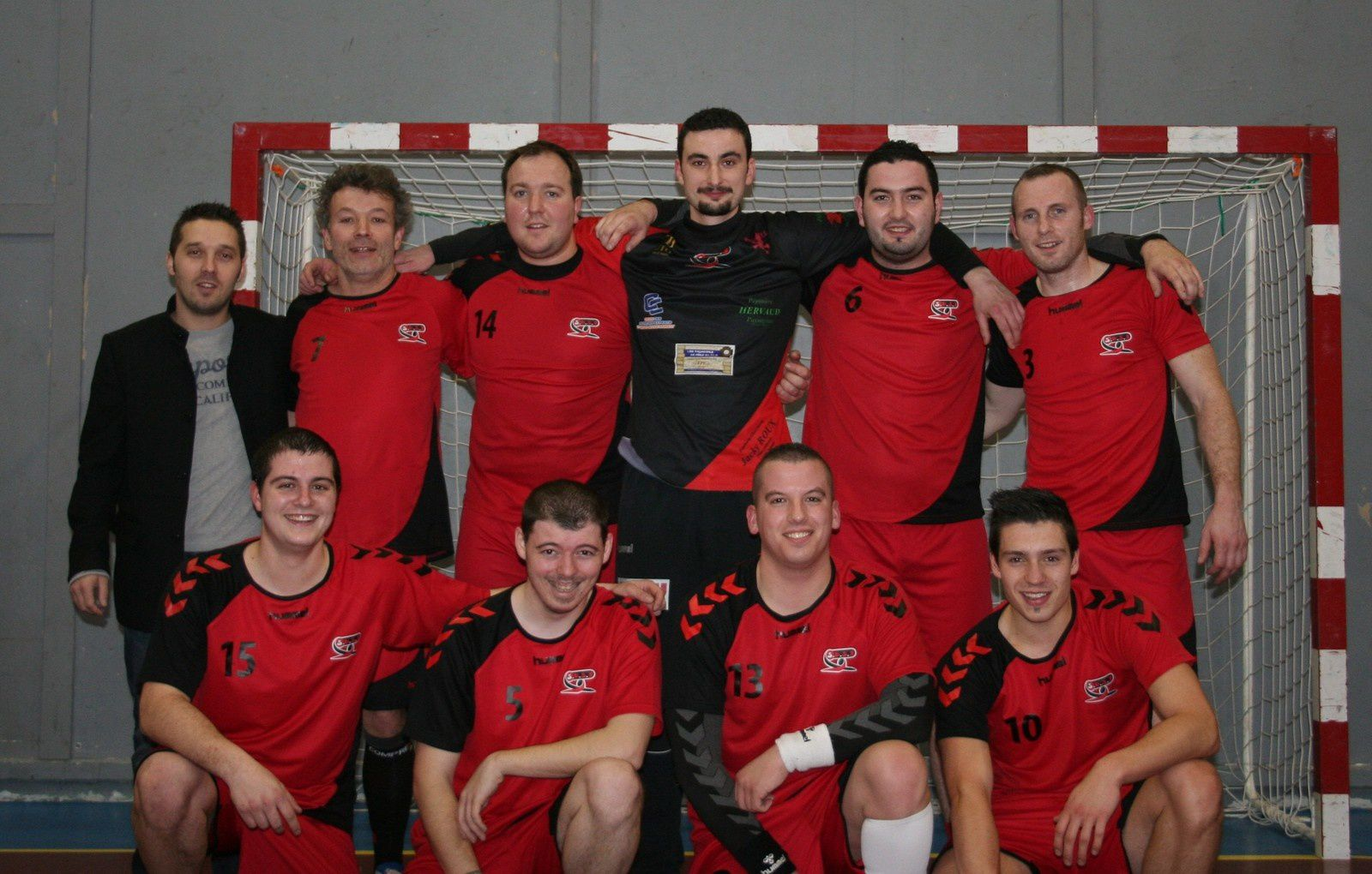 HAND BALL : Les victoires s'enchainent
