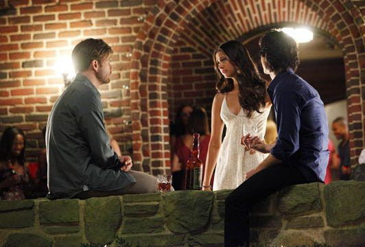 """The Birthday"" 1er épisode de Vampire Diaries!"