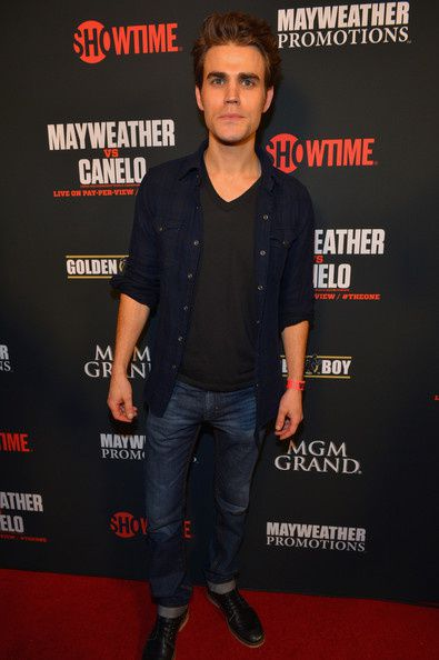 Paul Wesley :  Showtime PPV's Presentation