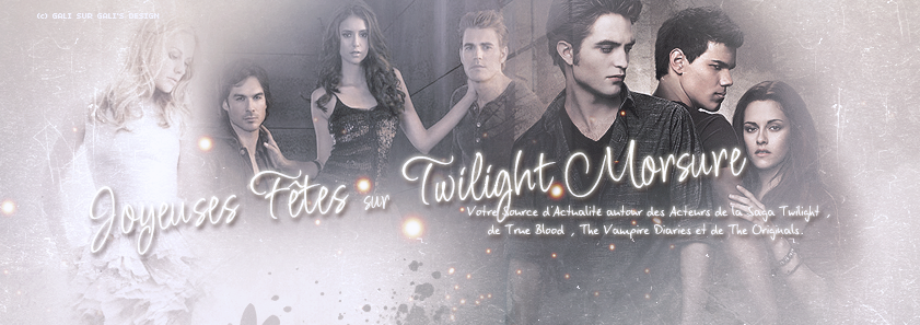 Le blog de Twilight Morsure