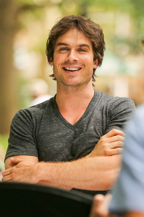 """The Climate Reality Project"": Ian Somerhalder"