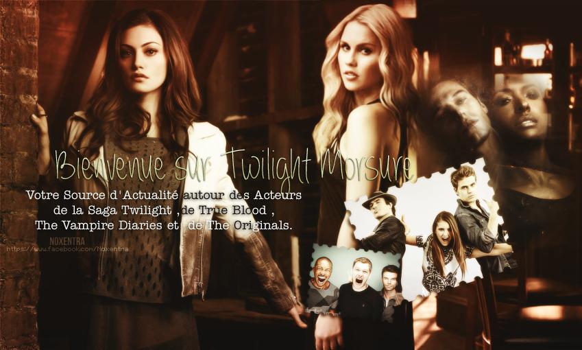 Le blog de Twilight Morsure