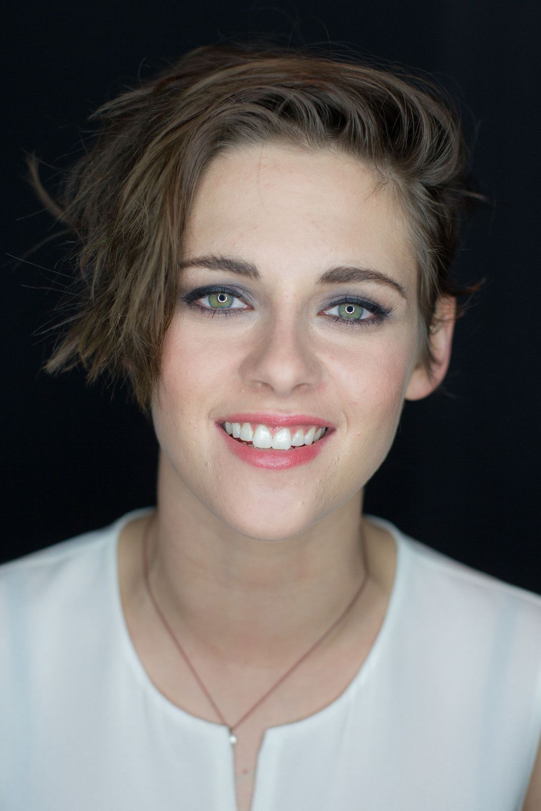 Kristen Stewart pour USA Today.