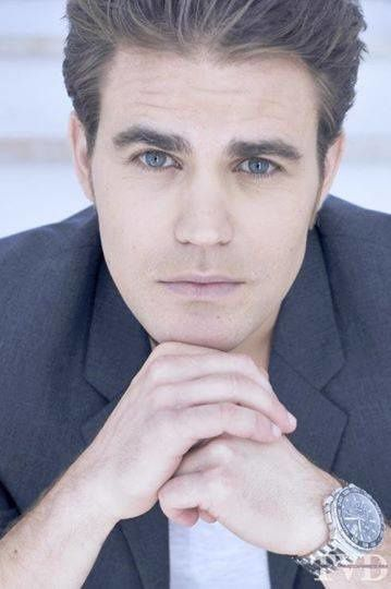 Paul Wesley pour Giogia