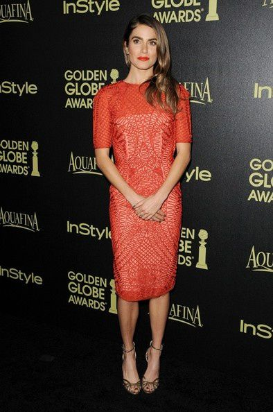 Golden Globe Awards Season : Nikki Reed