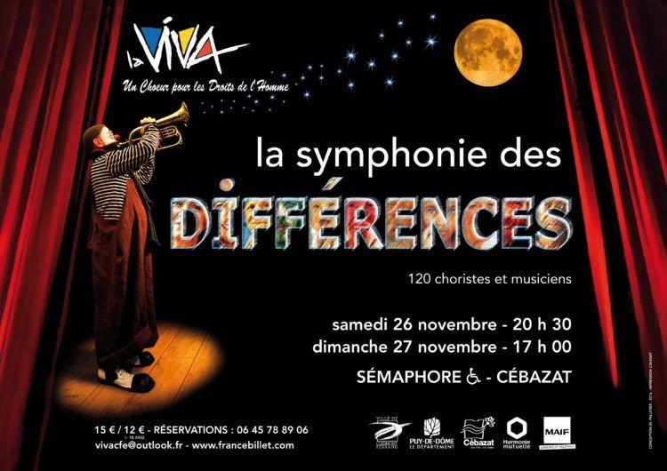 Symphonie des differences 26 novembre 2016