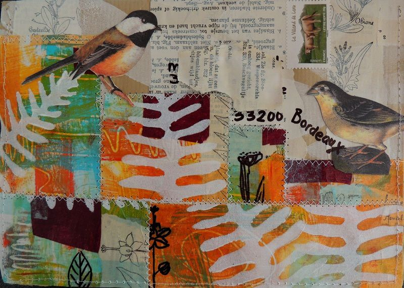 mailart in and out