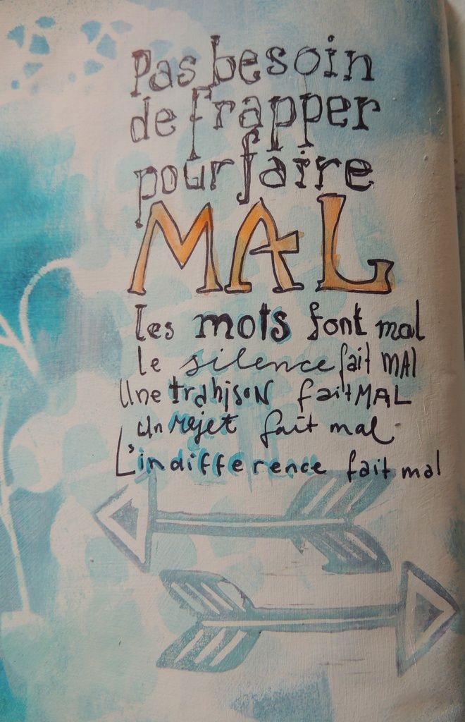 mon journal - document my life