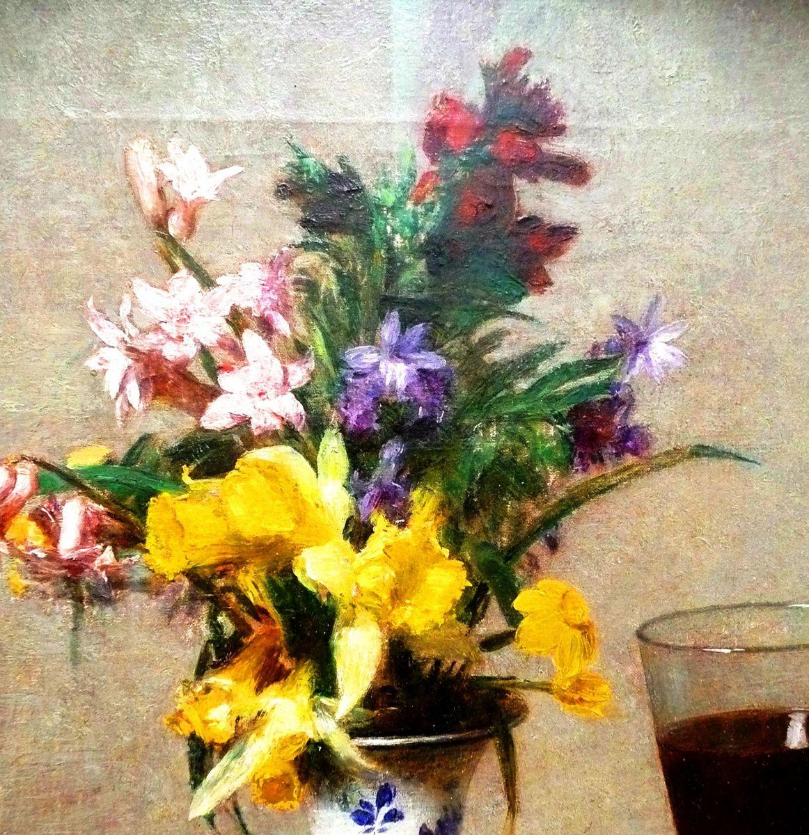 Fleurs du passé - flowers from the past