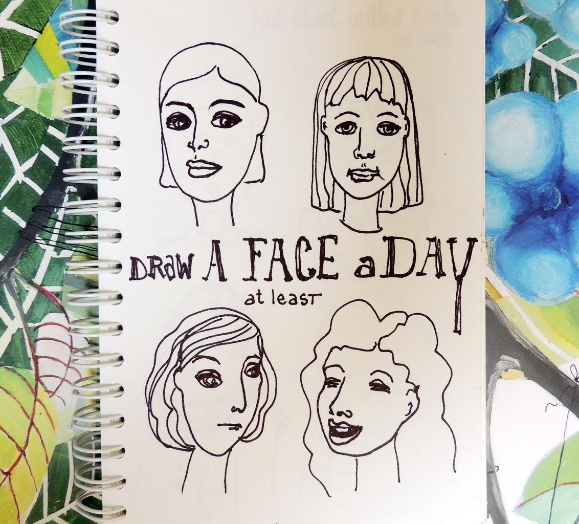 envisagez le visage - face the face