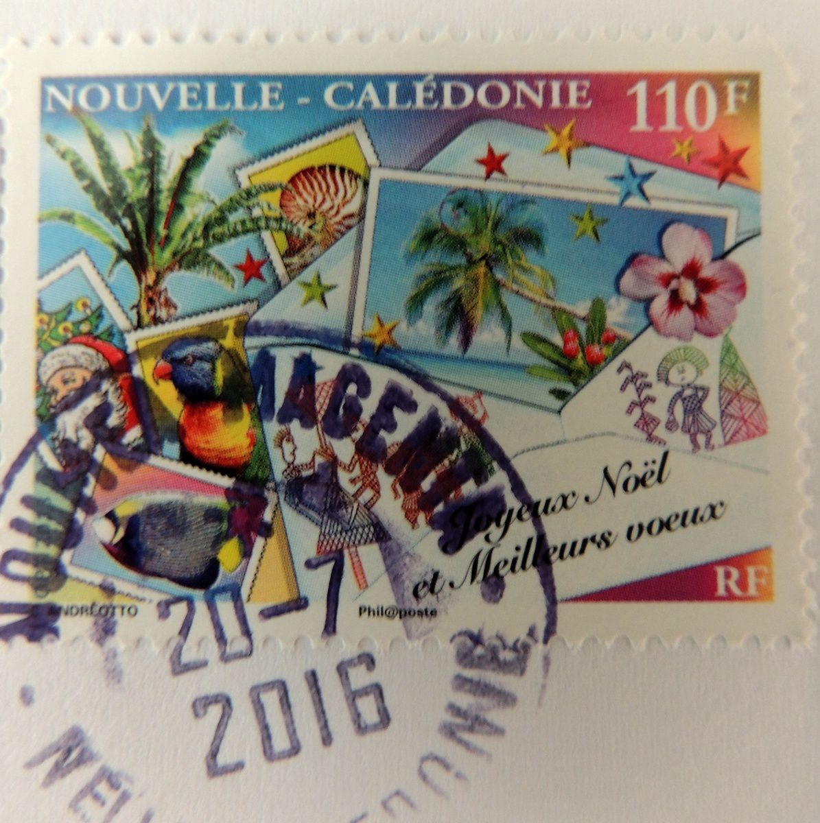 courrier  - snailmail