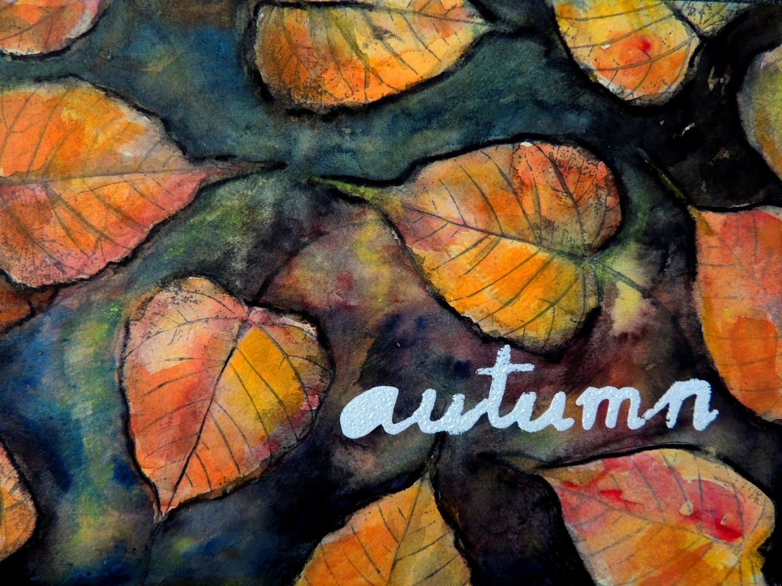 automne - season of colours